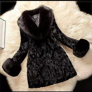 Jackets & Blazers - ғᴜʀʀʏ ᴛʜɪɴɢs ▪️ʙʏ▪️kittis▪️ Faux Rabbit & Fox Fur